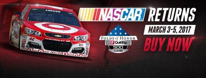 Atlanta Motor Speedway cover