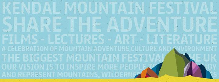 Kendal Mountain Festival cover