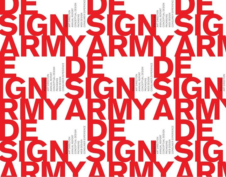 DESIGN ARMY cover