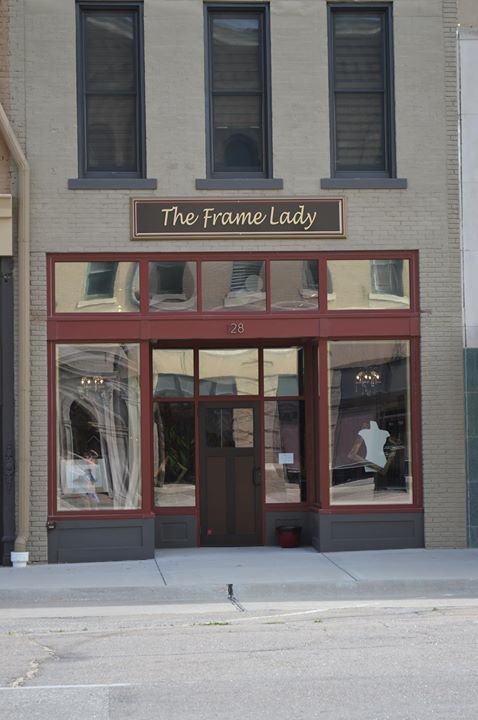 The Frame Lady cover