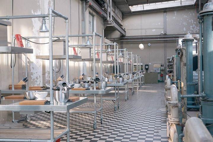 De Kookfabriek cover