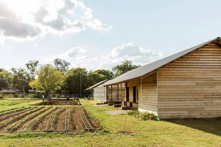 Jones Valley Teaching Farm cover