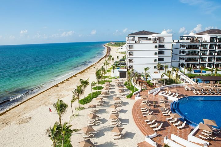 Grand Residences Riviera Cancun cover