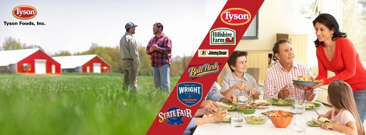 Tyson Foods cover