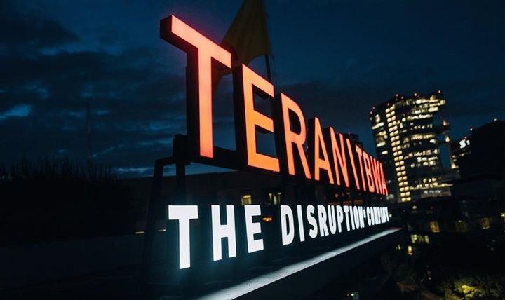 TERAN\TBWA cover