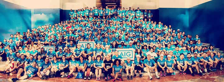AIG cover
