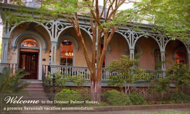 Dresser Palmer House cover