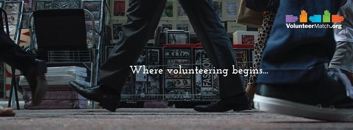 VolunteerMatch cover