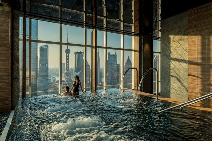Four Seasons Hotel Pudong, Shanghai cover