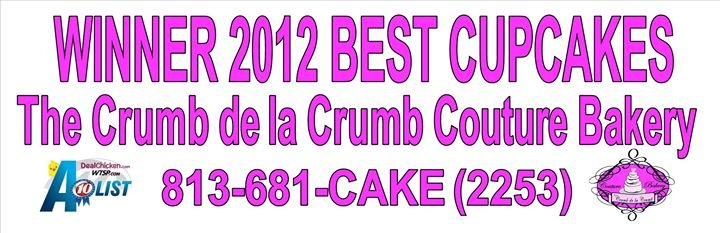 The Crumb de la Crumb Couture Bakery cover