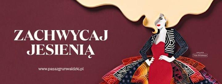 Pasaż Grunwaldzki cover