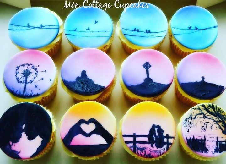 Môn Cottage Cupcakes cover