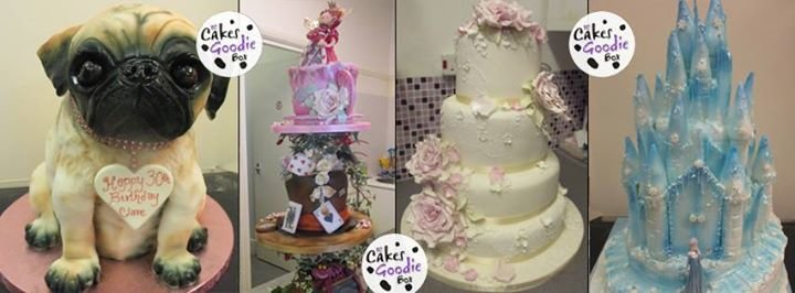 T C Cakes Goodie Box cover