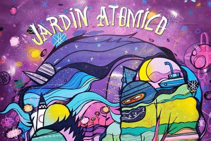The Atomic Garden Lima cover