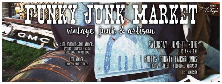 Funky Junk Market cover