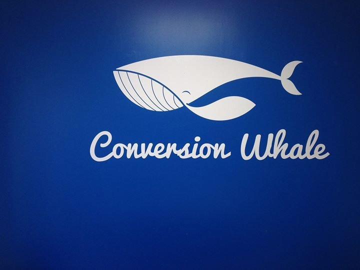 Conversion Whale cover