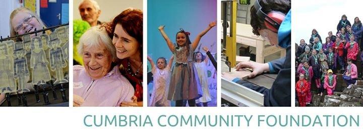 Cumbria Community Foundation cover