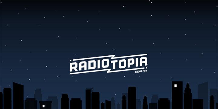 Radio Diaries cover
