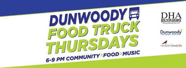 Dunwoody Food Truck Thursdays cover
