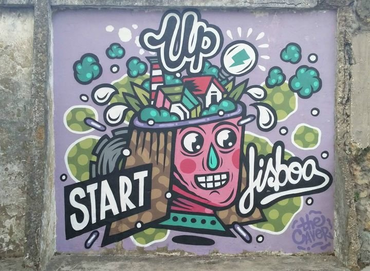 STARTUP LISBOA cover