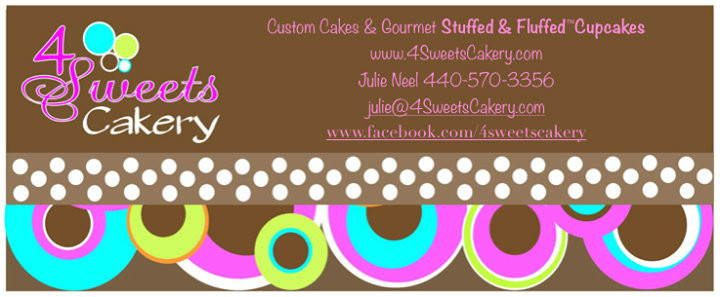 4Sweets Cakery cover