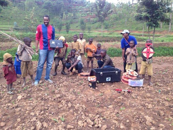Water Access Rwanda cover