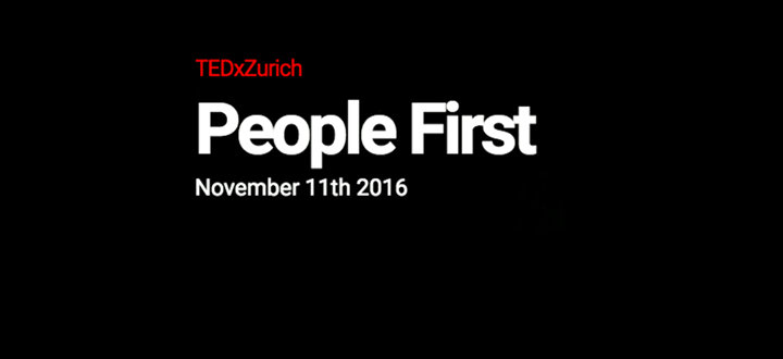 TEDxZurich cover