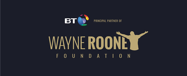 Wayne Rooney Foundation cover