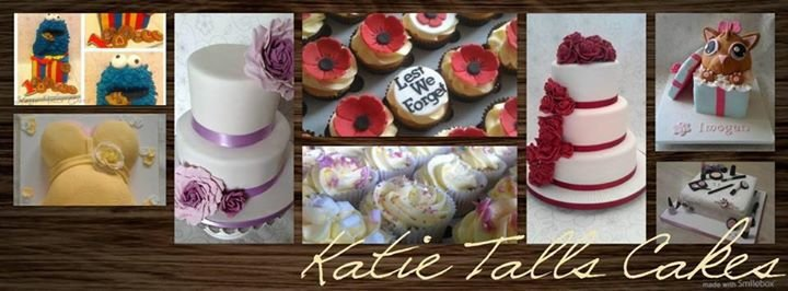 Katie Talls Cakes cover