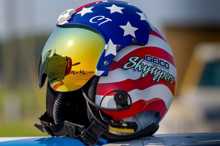 GEICO Skytypers Air Show Team cover