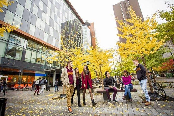 Concordia University cover