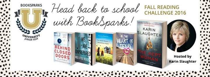 BookSparks cover