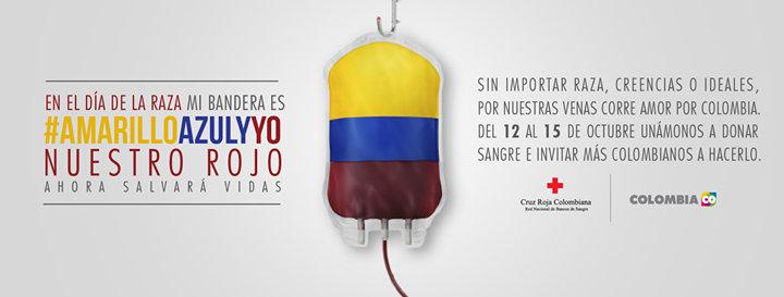 Cruz Roja Colombiana cover