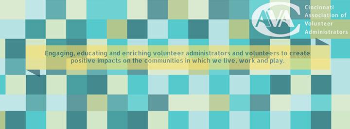 Cincinnati Association of Volunteer Administrators cover