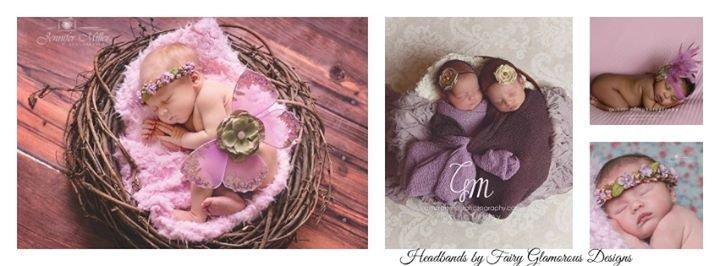 Fairy Glamorous Designs cover