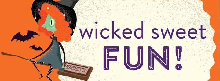 Hershey's Chocolate World cover