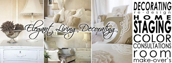 Elegant Living Decorating cover