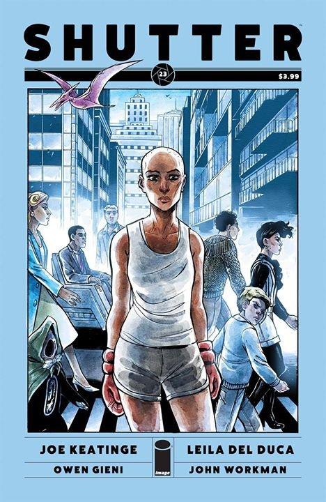 Fantom Comics cover