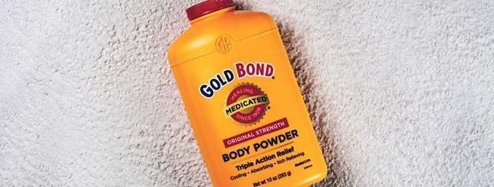 Gold Bond Powder cover