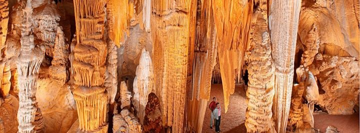 Luray Caverns cover