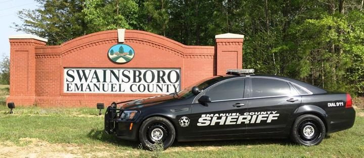 Emanuel County Sheriff's Office cover