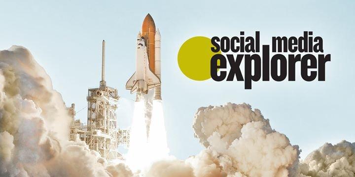 Social Media Explorer cover