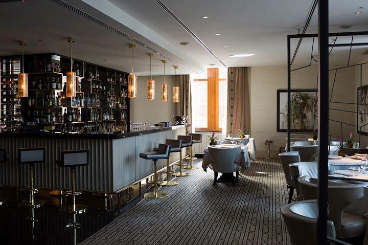 Quadrum - итальянский ресторан и бар/ Italian Restaurant and Bar cover