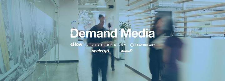 Demand Media cover