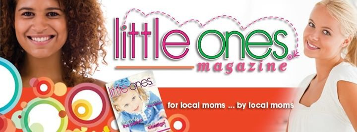 Little Ones Magazine cover