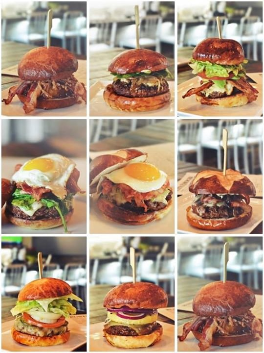 Rustic Burger cover