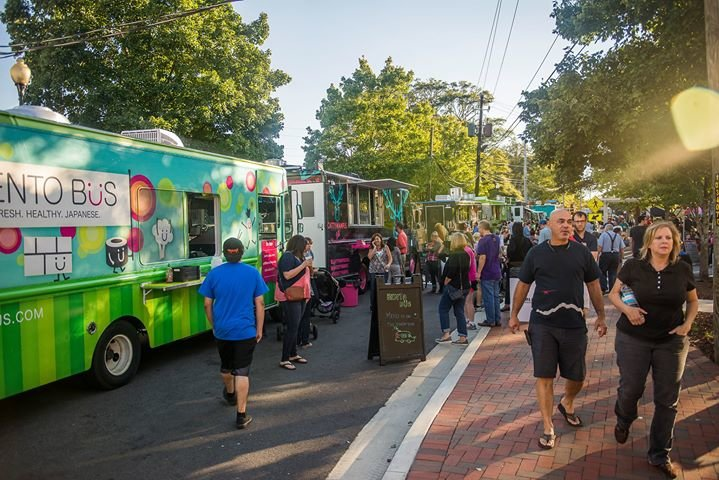 Alpharetta Food Truck Alley cover