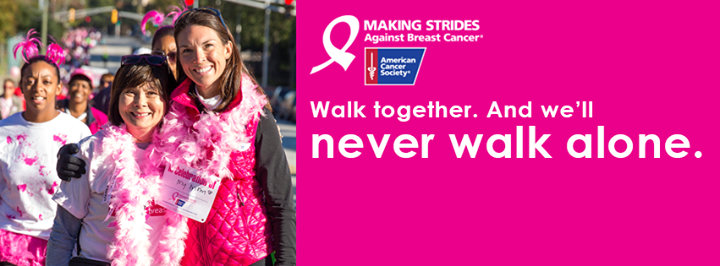 Making Strides Against Breast Cancer Detroit cover