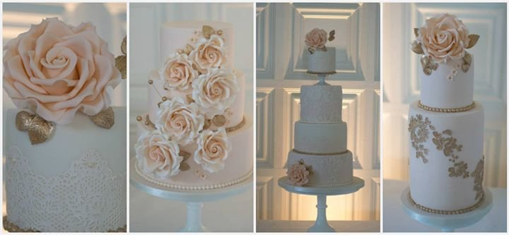 Pearls and Lace Cakes cover