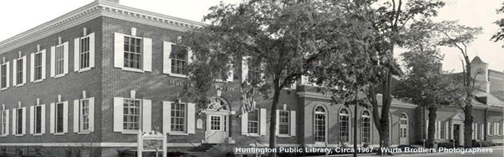 Huntington Public Library cover